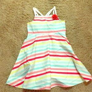 Gymboree spring dress